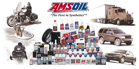 AMSOIL Product Lineup